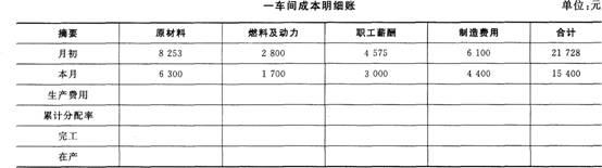 2015年注册会计师考试试题:财务成本管理每日一练(9月17日)