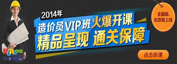 2014造价员 VIP包过