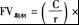 期初年金终值的公式